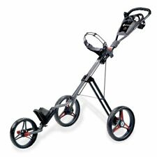 2020 Motocaddy Z1 Push Trolley Graphite/Red