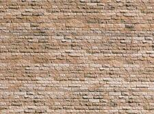Faller 222563 ESCALA N, Placa de pared, Basalto, 25x12, 5cm (1qm =