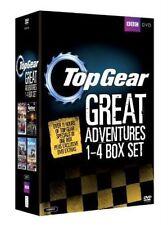 Top Gear - The Great Adventures 1-4 5051561035067 DVD Region 2