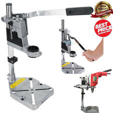 DRILL STAND FOR HAND HELD ELECTRIC DRILLS ROTARY MOUNTING PRESS PILLAR BENCH NEW
