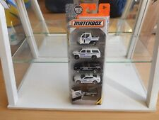 Matchbox Police Departmant New York Gift set in Box