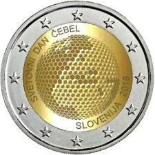 Slovenie 2018 - Wereld Bijendag - 2 euro CC - UNC