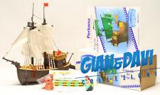 Promozionale Perlana Disney La Sirenetta Il Vascello del Principe Eric