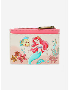 Disney's The Little Mermaid Ariel Card Holder, NEW