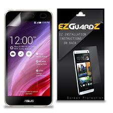 1X EZguardz LCD Screen Protector Shield HD 1X For Asus PadFone S PF500KL (Clear)