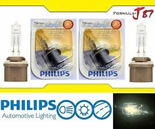 Philips Standard 885 50W Fog Light Two Bulbs Fog Light Replacement Upgrade Lamp