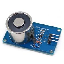 Electromagnet Module Handheld DC5V/10N Sucker Electric Magnet for Arduino WT