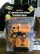 Sunoco 2002 construction vehicles