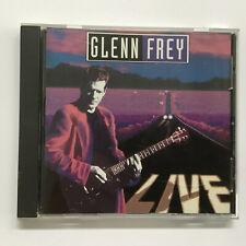 Glenn Frey (Eagles) Live-No Bar Code BMG Club Edition D 164314 OOP