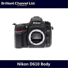 Nikon D610 Body 全片幅格式單鏡反光相機 (平行進口產品)