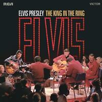 ELVIS PRESLEY - THE KING IN THE RING  2 VINYL LP NEW!
