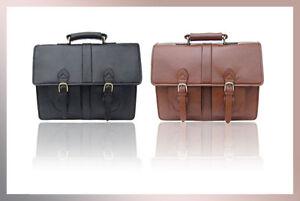 BUSINESS Aktentasche Tasche LEDER braun NEU Oxford A4 schwarz Aktenkoffer