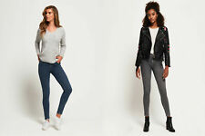 Superdry Womens Super Crafted Skinny Jeans