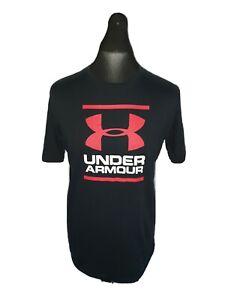 UNDER ARMOUR Heatgear Loose Fit T Shirt Size Medium
