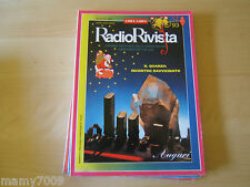 RADIO RIVISTA=N°12 1993=DEDICATA INTERAMENTE AI RADIOAMATORI=ORGANO UFF.ARI