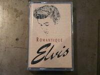K7 ELVIS PRESLEY Romantique 4321157804
