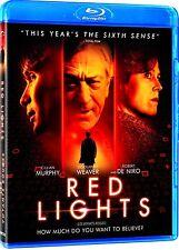 NEW BLU-RAY // Red Lights - Sigourney Weaver, Robert De Niro,Toby Jones