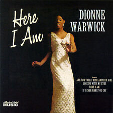 Here I Am [Collectors Choice] [Remaster] by Dionne Warwick (CD, Feb-2007, Collec