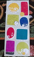 Creative Memories Mod Group Design 2~One Jumbo GL Sticker Sheet~NLA/NOOP