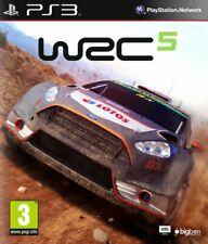 WRC 5, WORLD RALLY, PS3 (PLAYSTATION 3), CASTELLANO, STORE ESPAÑA (DIGITAL)
