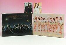 CD+DVD Girls Generation Gee/Taxi JAPAN Limited Photo card Yoona SNSD
