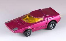 Matchbox MB 39 Clipper Pink Superfast Lesney England Loose 1973