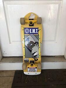 Vintage 80's G&S Skateboard Complete Original - Chris Miller - Old School