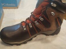 NEW Columbia San Gil Waterproof Omni Tech Hiking Boot size 9