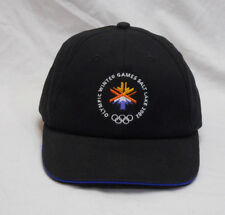 863aa32f23b Olympic Winter Games Salt Lake 2002 Cap One Size Fits All - New