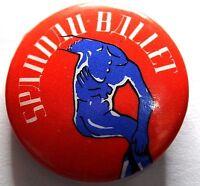 "SPANDAU BALLET Old Vtg 1980`s Button Pin Badge 25mm(not shirt patch lp cd) ""2"