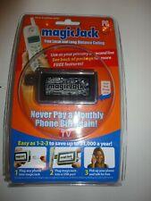 Original MagicJack USB Phone Jack As Seen On TV 2008 New Factory Sealed