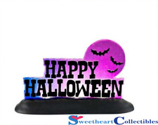 Department 56 Halloween Village Happy Halloween Sign 4025407