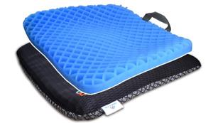WonderGel Extreme Gel Seat Cushion Comfort Soft Cool Car Chair Office Trucker-U