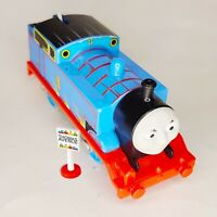 Motorized Trackmaster Thomas Friends Train Tank Engine Speed and Sparks