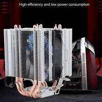 4Heat Pipe CPU Cooler Heatsink Fan for Intel LGA 1150 1156 775 AMD Core i3 i5 i7