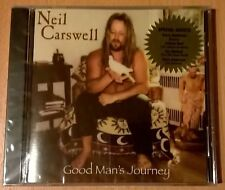 NEIL CARSWELL Good Man's Journey (CD neuf scellé/Sealed) BOSTON OUTLAWS ALLMAN