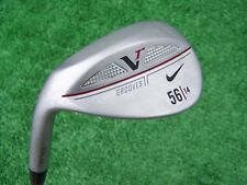 Nike Golf Victory Red V Rev Grooves 56 Degree Satin Gap Wedge 56.14 LEFT HAND LH