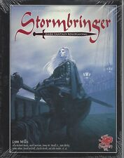 Chaosium Stormbringer RPG 5th Edition Core Rulebook SC NEW Sealed OOP  Elric