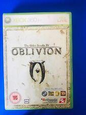 Xbox 360 The Elder Scrolls IV 4 OBLIVION JEU-envoi rapide