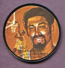 WILT CHAMBERLAIN ~ 1971 Mattel Basketball Mini-Records #BK3 ~ Grade: NM