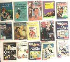 Children's Educational Chapter Books Variety Lot of 15 Books -