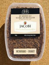★ JACOBI WEINBRAND VSOP ★ BHP SMOKEWOOD GOLD BRANDY CHIPS ★ RÄUCHERHOLZ BBQ