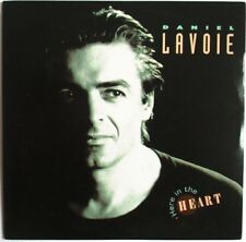 "DANIEL LAVOIE - CD SINGLE 2 TITRES ""HERE IN THE HEART"""