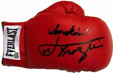 Smokin Joe Frazier Autographed Signed Everlast Boxing Glove ASI Proof