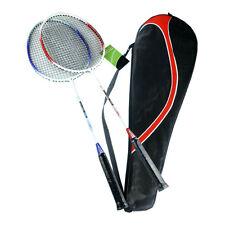 PopBest-selling 1Pair high-strength Aluminium Alloy Badminton Racket Racquet OZ