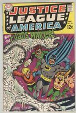 Justice League of America #68 December 1968 VG-