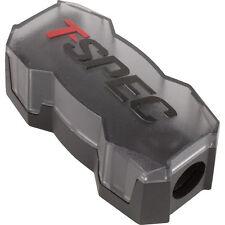 TSPEC Compact ANL Fuse Holder 1/0 GAUGE awg V12 Inline V12-ANL 0 AWG Fuseholder