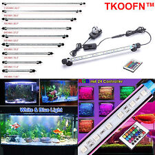 LED AQUARIUM FISH TANK LIGHTS 5050 SMD BAR LAMP SUBMERSIBLE UNDERWATER MULTI RGB