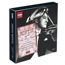 JASCHA HEIFETZ - ICON: JASCHA HEIFETZ 6 CD NEW+