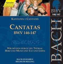 BACH J.S. Cantate Vol.45 (BWV 146/147) - CD